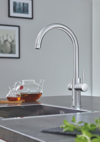 Смеситель Grohe Red II Duo, бойлер М-size 30083001
