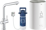 Смеситель Grohe Red II Duo, бойлер М-size 30327001